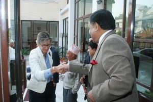 GERMAN AMBASSADOR VISIT AT NGCCI